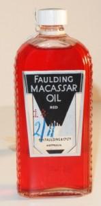 Макассаровое масло